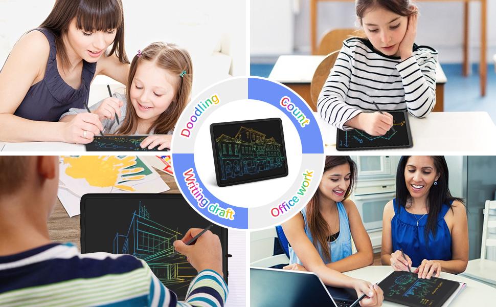 writing pad kids tablets drawing board lcd writing tablet kids