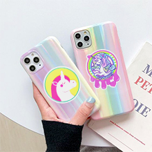 Unicorn stickers for phone case