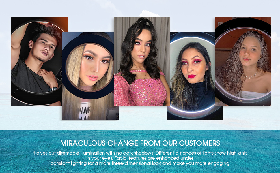 Miraculous change from our customers