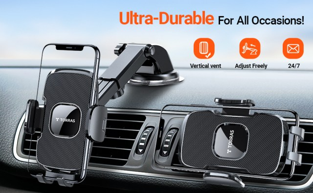 Car Mount iPhone 12 11 Pro Max XR X Samsung Note 20 10 Plus 9+ S10 S9 8