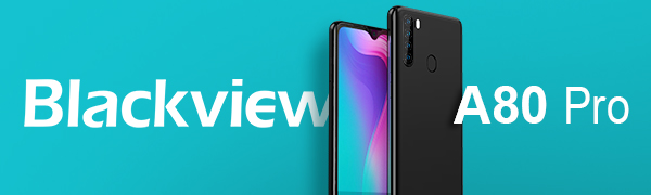 Blackview A80 Pro cell phone