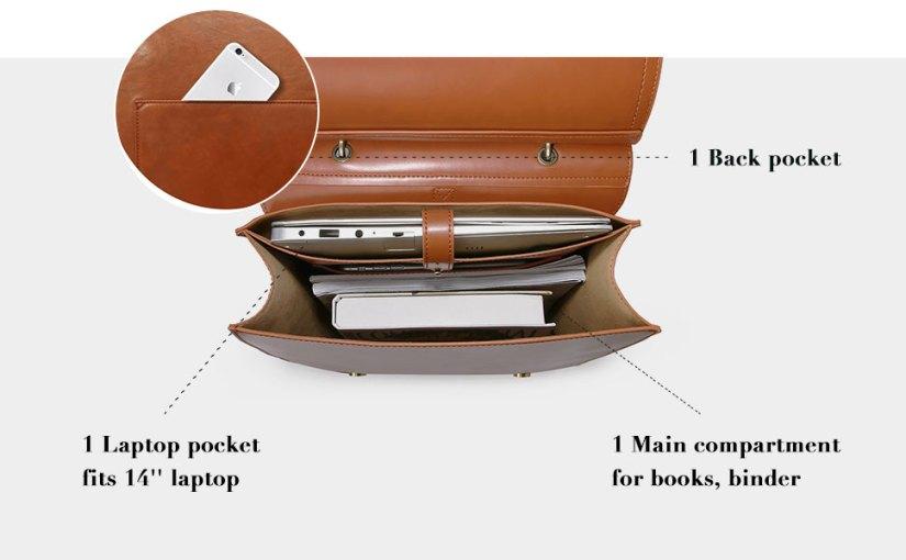 vintage backpack for women