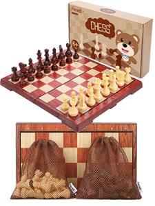 tablero de ajedrez para niños adultos