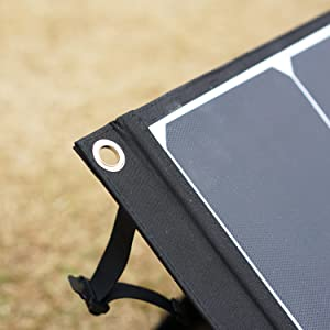 120w Folable solar panel
