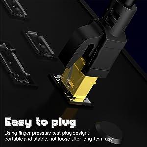 easy to plug