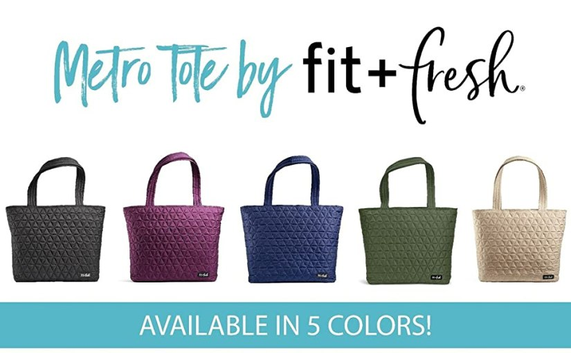 Fit and Fresh Metro Tote Collection