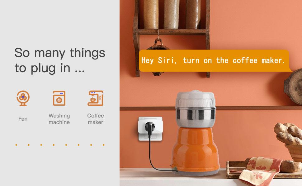 smart plug homekit siri