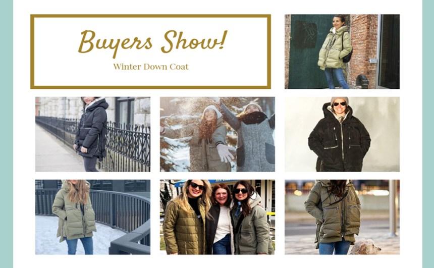 Women's Down Jacket Winter Long Parka Coat