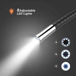 8 Ayarlanabilir Led Işık