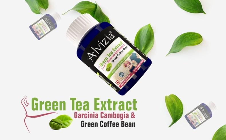 green tea extract ,garnicia cambogia & green cofee bean