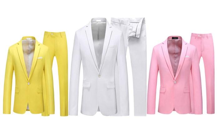 2 piece business suit