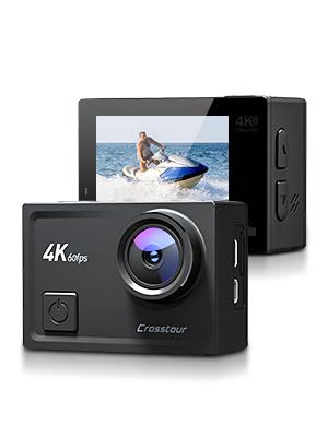 helmkamera 4k gopro hero 9 Crosstour Victure Apeman 4k action cam 60fps unterwasserkamera 4k