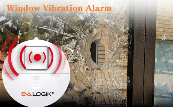 alarm glass break sensor