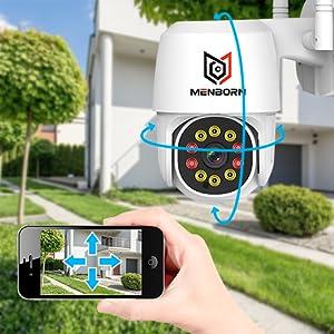 Outdoor Cam Videoüberwachung