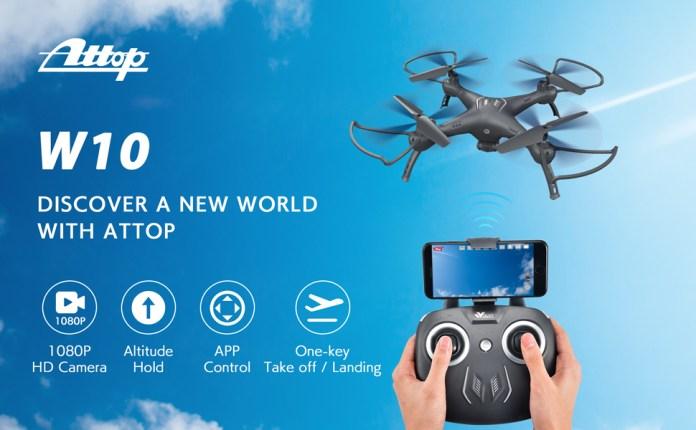 Attop Drone