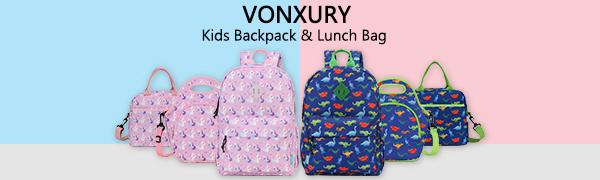 vonxury lunch bag