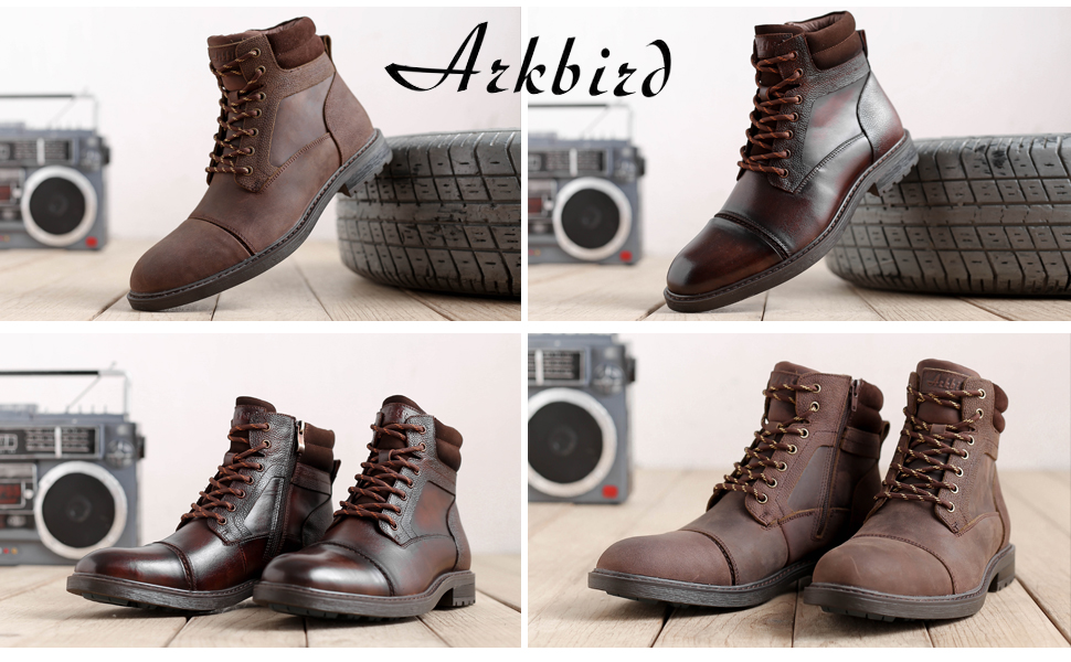 Fashion boots for men