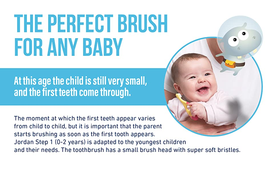 the perect brush for any baby