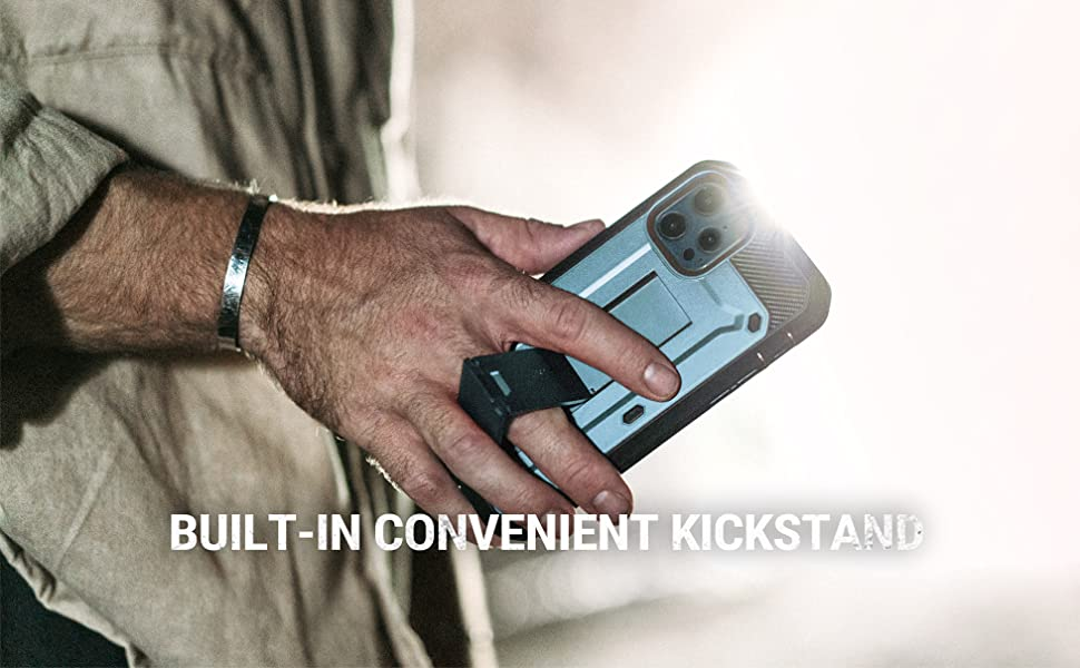 Supcase Unicorn Beetle Pro Rugged Case for iPhone 12 Pro Max 6.7 2020