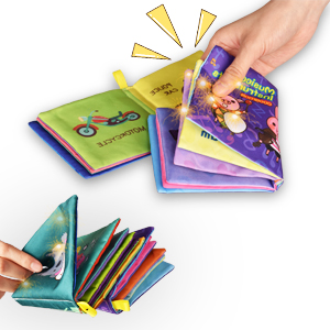 Cloth books
