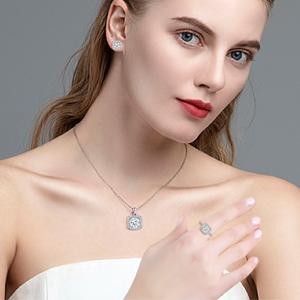 women jewelry set,rings for women,stud earrings for women,necklace pendant for women,women sets