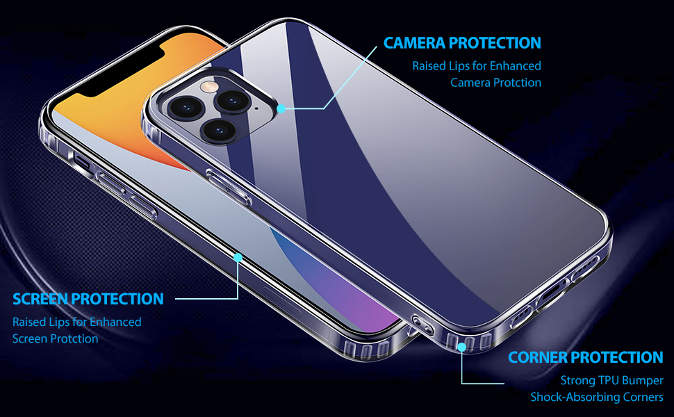 iPhone 12 Pro Max Case Cover
