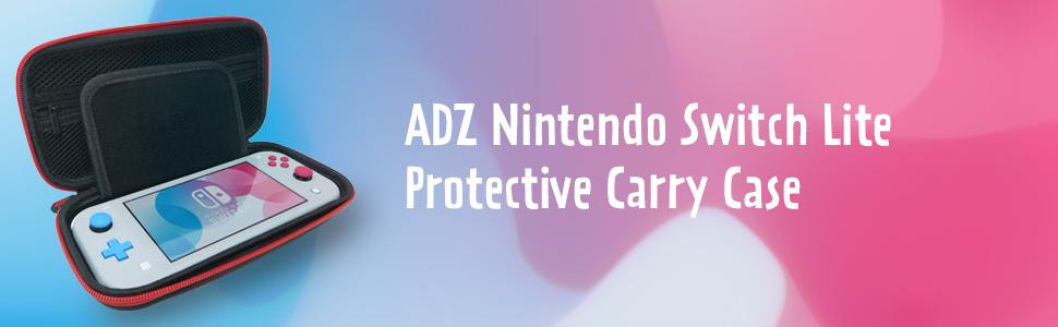 nintendo switch lite carry case