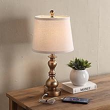 2'li yatak odası takımı için lambalar