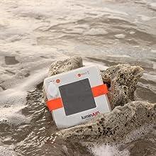 waterproof and rugged