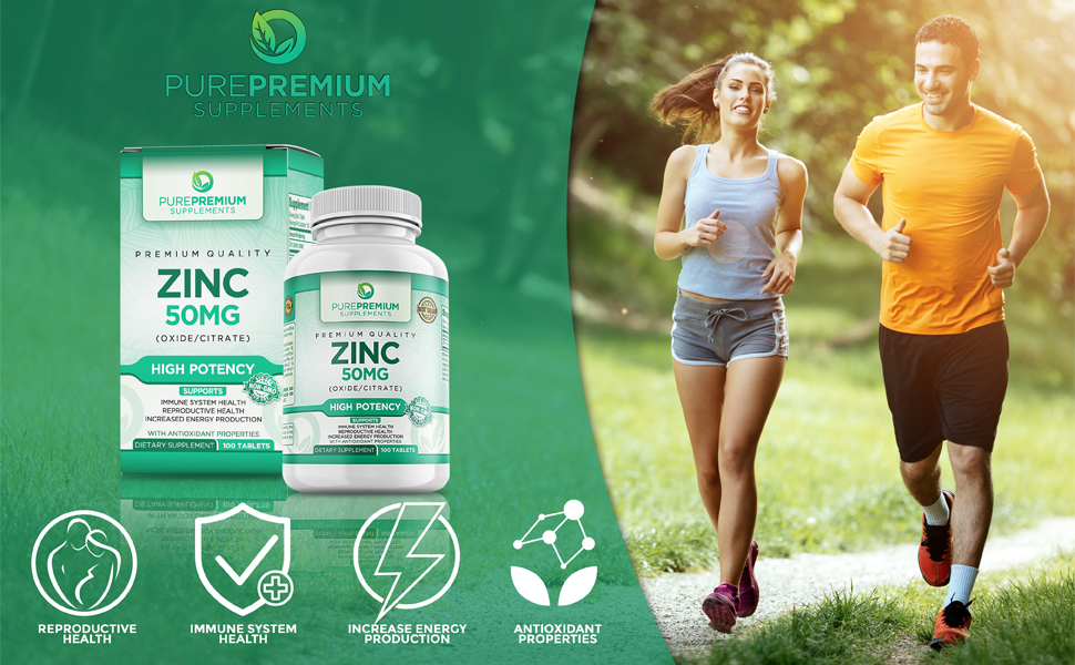 zinc picolinate 50mg supplement