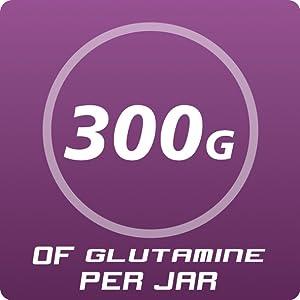 300G GLUTAMINE