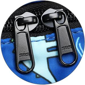 new SBS Zippers