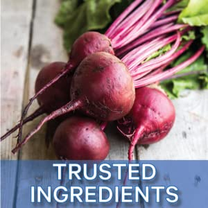 trusted ingredients