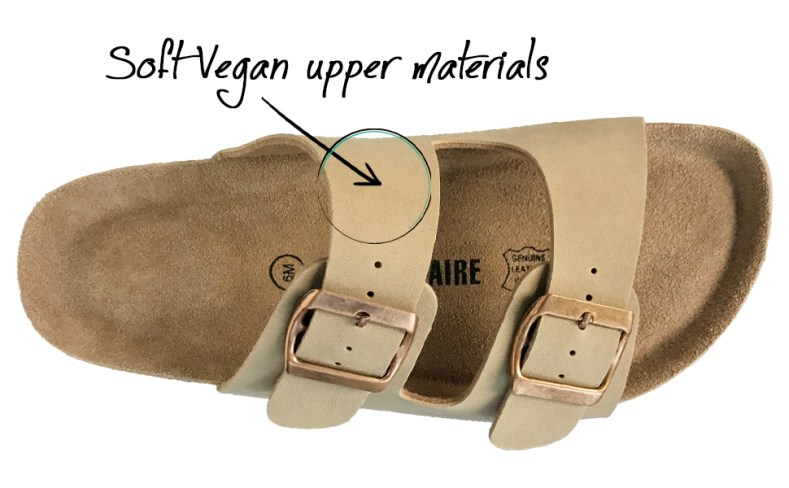 SoftVegan Upper Materials