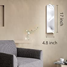 Mirror Lighting Fixture Indoor Wall Lamp