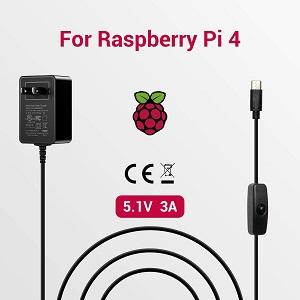 Raspberry Pi 4 Model B Starter Kit 6