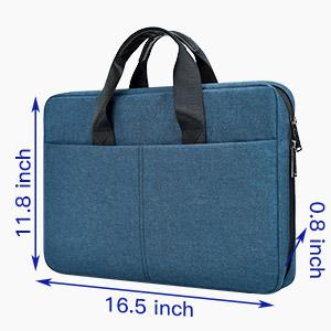 Premium Waterproof Laptop Briefcase Bag