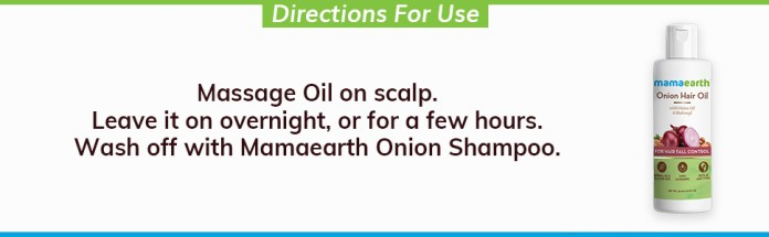 Onion Hair Oil
