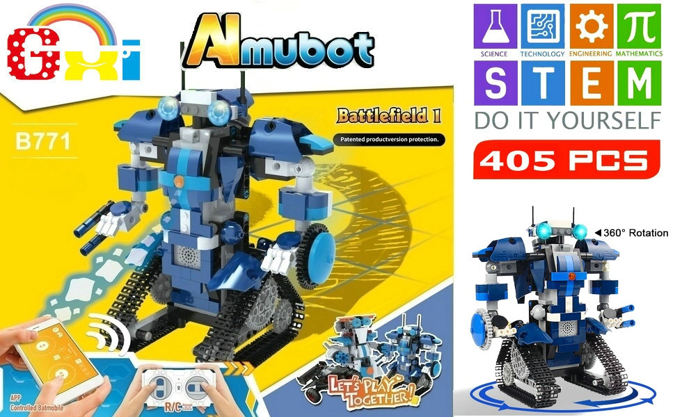robot building kit