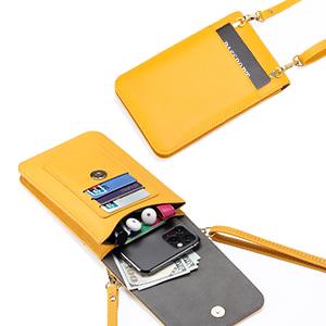 Small Crossbody Phone Bag for women