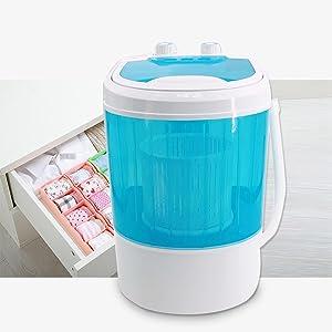 Easy operation washing machine