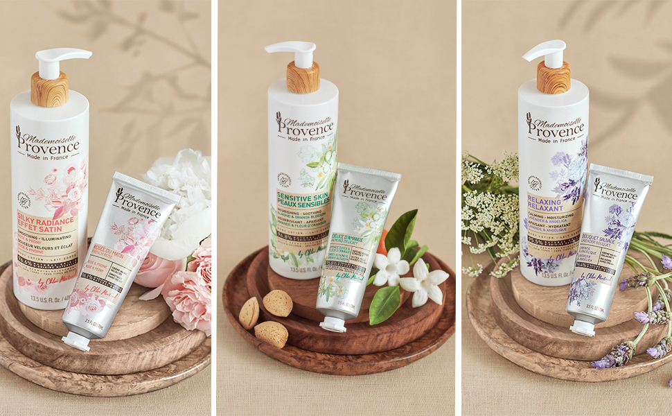 provence french women products beauty vegan lavender skin creams moisturizers natural creme femmes