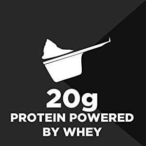 20g Protein Powered bby Whey