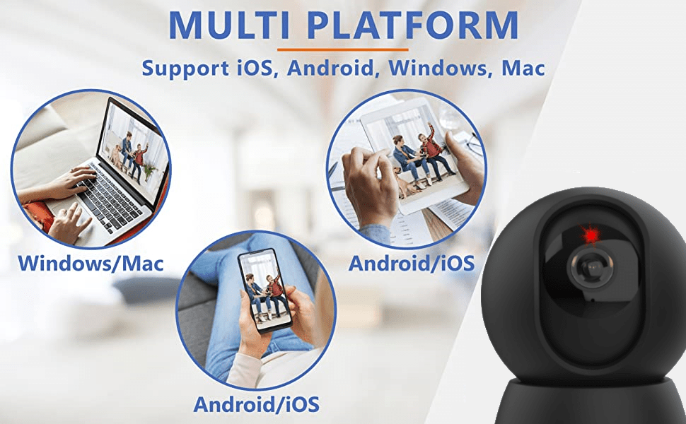 For iOS, Android