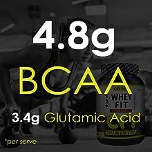 4.8g BCAA