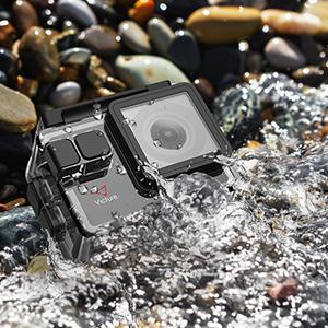 Wasserdichte Action Kamera