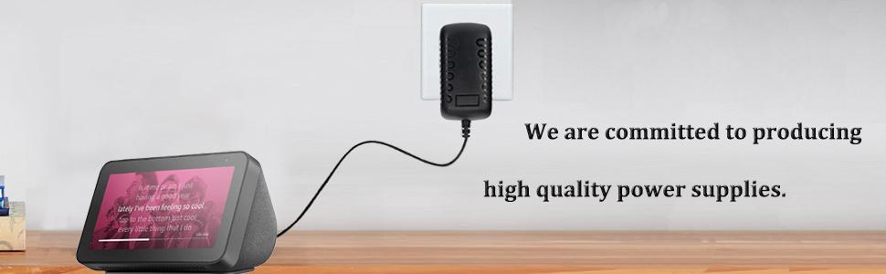amazon echo show 5 charger