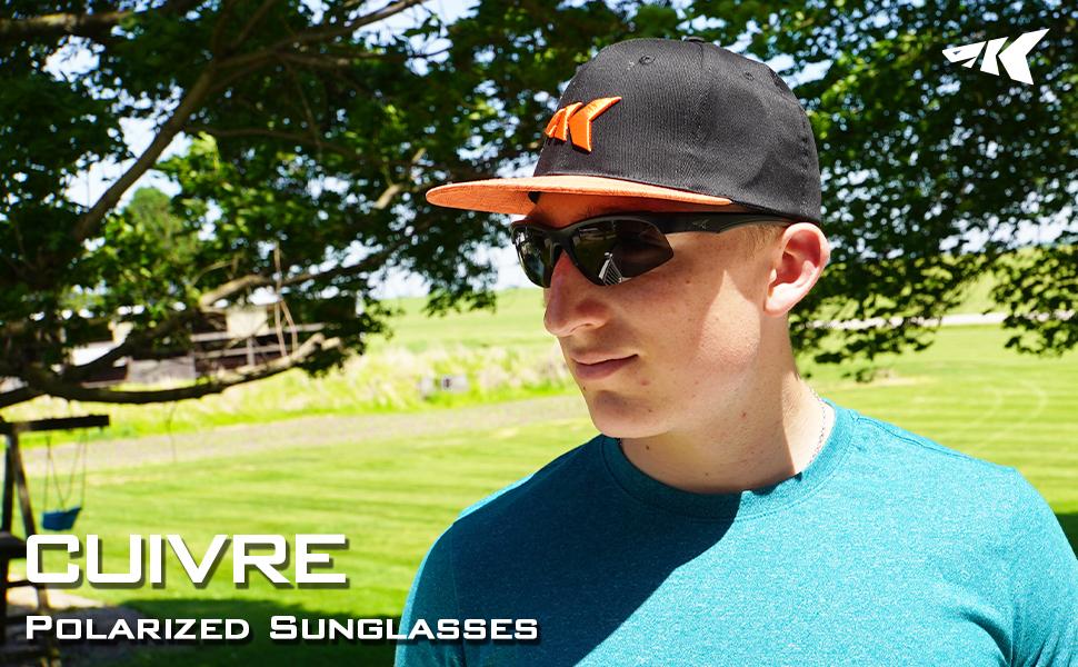 KastKing Cuivre Sport Sunglasses