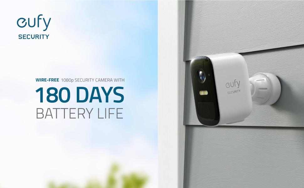 eufycam security camera system
