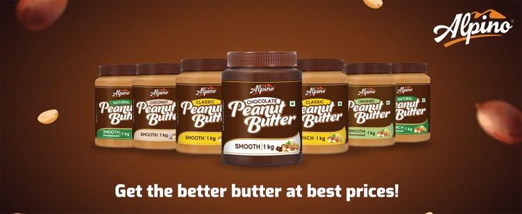 alpino peanut butter, best peanut butter, peanut butter
